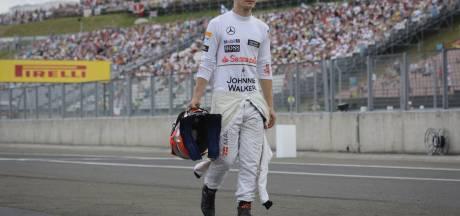 Magnussen partira des stands