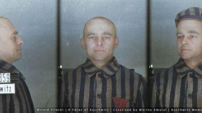 De man die 945 dagen lang vrijwillig in Auschwitz zat