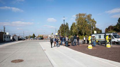 Rezigers kunnen voortaan veiliger en comfortabeler de bus nemen op stationsplein