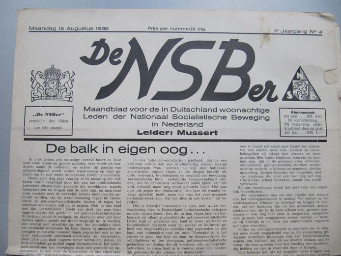 NSB in Duitsland