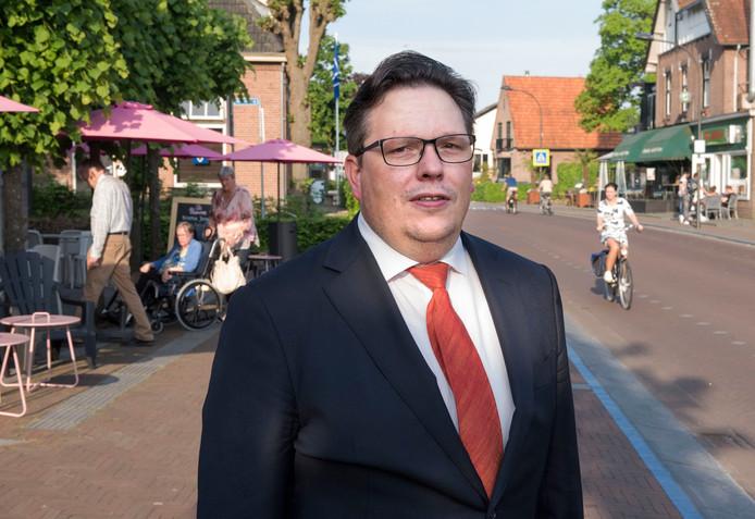 Leo van der Velden over geweld en criminaliteit in Ermelo. De gemeente staat hoog op de ranglijst.