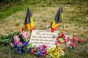Brugge 75 jaar na het bombardement te St Michiels: Marcel Brock en Simonne Brabant