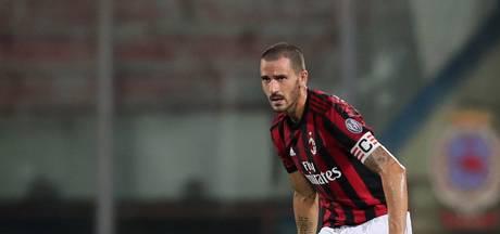 Bonucci hoopt na bijzondere transfer op 'Pirlo-scenario' bij AC Milan