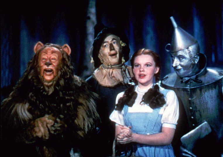 The Wizard of Oz uit 1939.