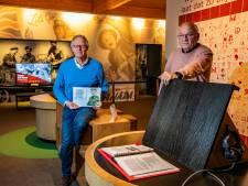 Holtens oorlogscentrum krijgt eindelijk eigen boek met verhalen en nieuwe foto's van gesneuvelde soldaten