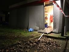 Ramkrakers aangehouden na binnenrijden tankstation Capelle aan den IJssel