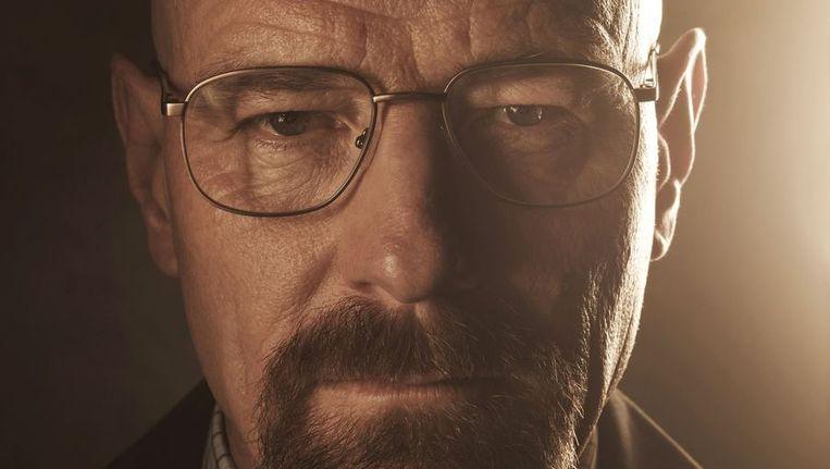 De fictieve Walter White, gespeeld door Bryan Cranston. Beeld reuters