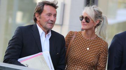 Juridische strijd is eindelijk voorbij: weduwe en dochter Johnny Hallyday bereiken akkoord over erfenis