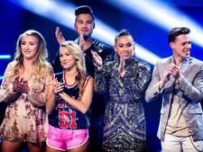 Bram uit Dieren en Mitch uit Aalten naar finale Idols