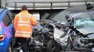 Zware kettingbotsing op A12 eist dodelijk slachtoffer (79) en twee zwaargewonden