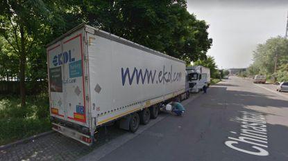 Truckers mogen niet langer overnachten aan Houtdok