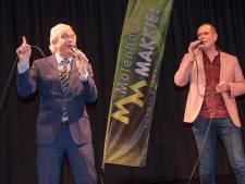 Burgemeester van Mook maakt en zingt lied voor Molenhoeks Makkie