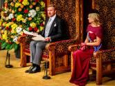 Geen glitter en glamour tijdens Prinsjesdag, maar hele hoge zwarte schermen: 'Volg Prinsjesdag op tv'