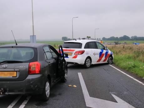 Inbrekers die na achtervolging werden geramd op A28 bij Nijkerk, zijn mannen uit Amersfoort