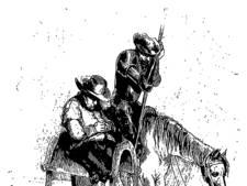 Monnikenwerk: Don Quichot vecht tegen kerken