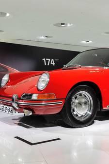 Porsche laat 911 roestbak weer 'shinen'