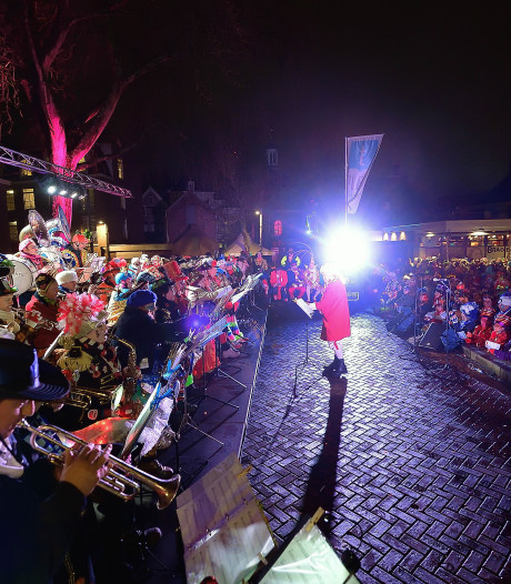 Carnavalsmotto Roosendaal in 2021: Wa d'n optreje