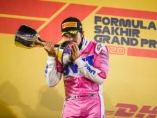 Red Bull strikt ervaren Pérez als teamgenoot Verstappen, Albon reservecoureur