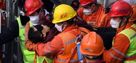 Neuf des dix mineurs chinois coincés sous terre depuis deux semaines sont morts