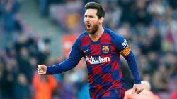 """""""Messi laat clausule in contract verlopen, Barça vermijdt gratis zomertransfer"""""""