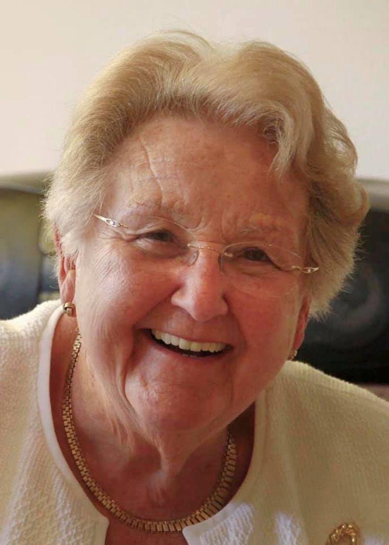 Godelieve Hylebos (89) overleed donderdag aan de gevolgen van het corona-virus.