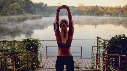 Mediteren en lopen combineren: vind rust door 'mindful running'