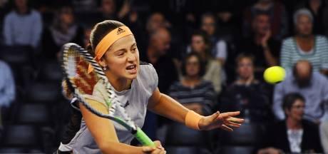 Finale WTA-toernooi Luxemburg gaat tussen Ostapenko en Görges