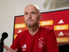 Ten Hag: Ajax niet favoriet tegen Spurs