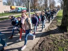 Waterdragers lopen 3000 euro bij elkaar in Nijverdal