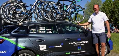 Eerste renners bekend van continentale team VolkerWessels-Merckx