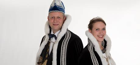 Prins Wilfred d'n Urste en Prinses Femke regeren over Teutengat