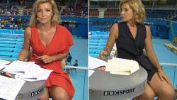 Te gewaagde outfits? BBC zet presentatrice uit tv-team