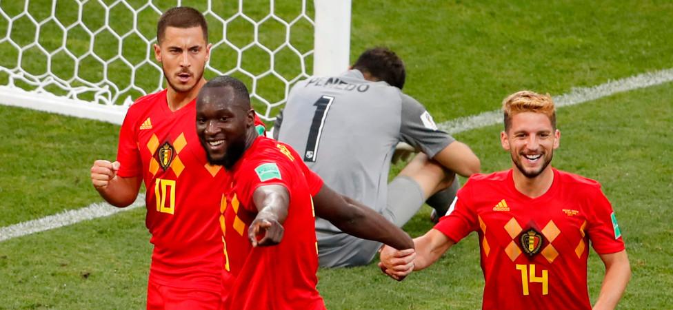 België wint, maar is nog zoekende