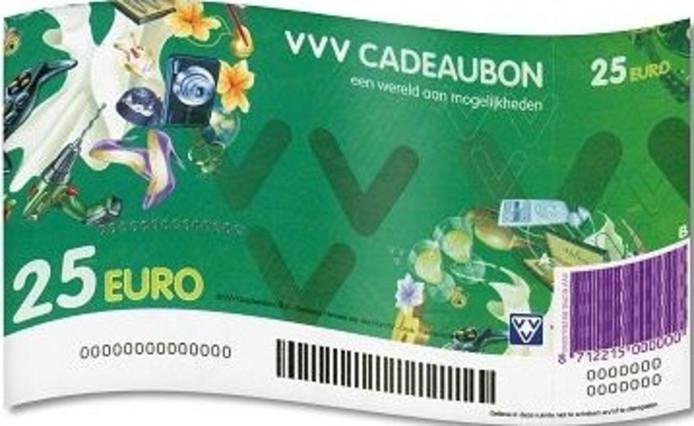 VVV CADEAUBON JUMBO