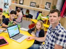 Steve JobsSchool in Enschede wél een succes: 'Varen onze eigen koers'