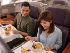 400 euros pour dîner dans le plus grand avion de ligne du monde... sur le tarmac