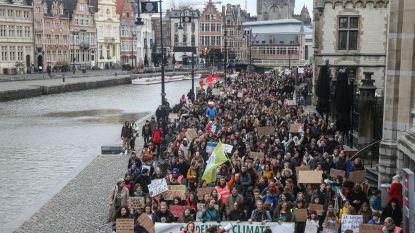 (VIDEO) 3.300 klimaatstakers houden optocht van Stadshal naar Citadelpark