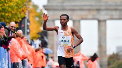 Amper twee seconden! Kenenisa Bekele flirt met wereldrecord in razendsnelle marathon van Berlijn