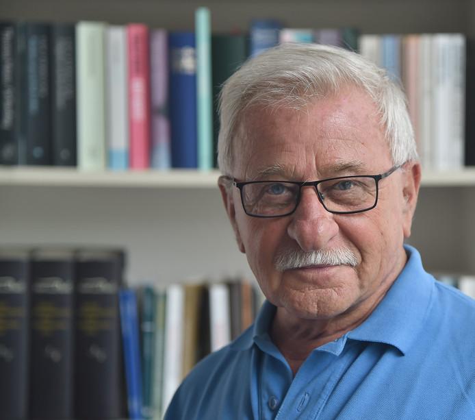 Jan Lauret uit Middelburg publiceert zijn tweede roman