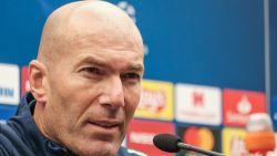 """Zidane: """"Moeten geduldig zijn met de blessure van Hazard"""""""