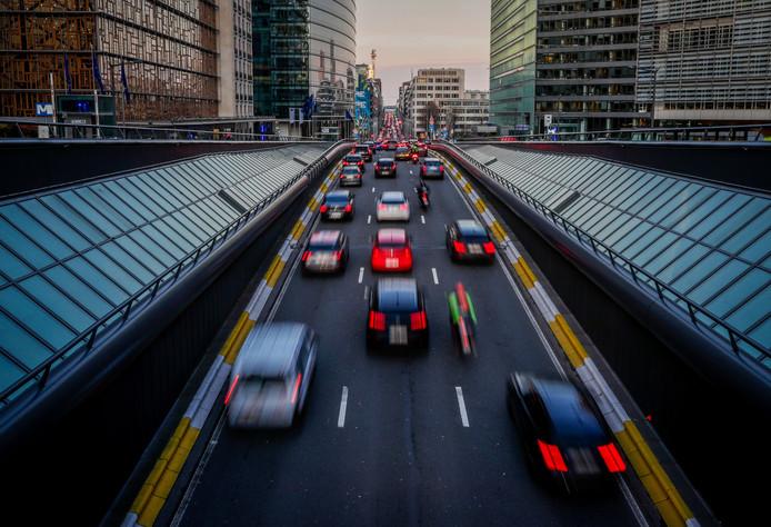 Comme c'est le cas à Londres, faudra-t-il bientôt payer pour rouler à Bruxelles?