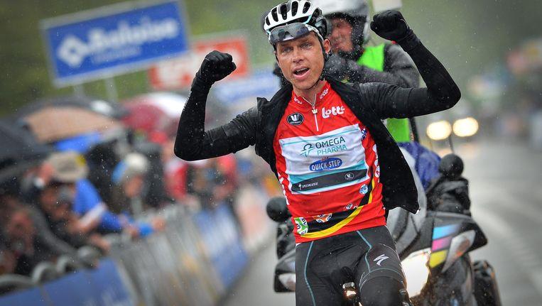 Tony Martin won de voorbije twee edities van de Ronde van België
