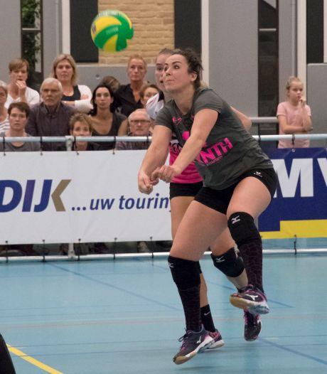 Wisselvallig FAST verslaat Peelpush in Limburgse volleybalderby