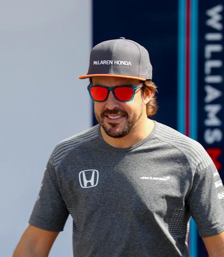 Alonso overweegt 24 uur van Daytona
