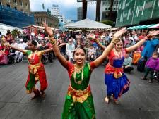 Kleuren, geuren en klanken bij India Festival in Eindhoven