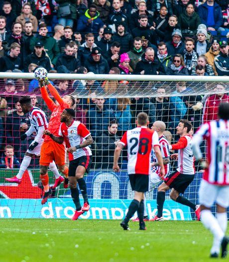 Samenvatting | Willem II kan geen vuist maken in de Kuip en verliest van Feyenoord