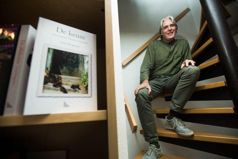 Guy Brugmans  Schrijver van het boek De Keuze.