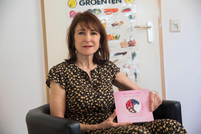 Dieetiste Netty van Kaathoven uit Gemert heeft boek geschreven
