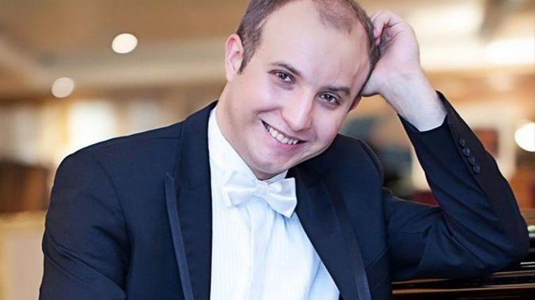 Alexander Gavrylyuk. Beeld