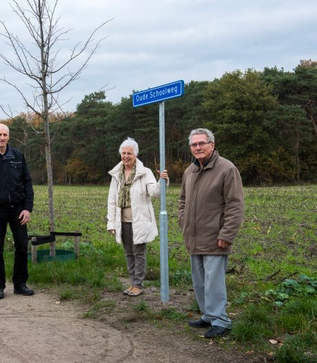 Hoe de Oude Schoolweg in Riethoven na tientallen jaren z'n goede naam terug kreeg